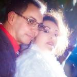 Mariés le 15-02-2014 à Montréal La Cluse (01).