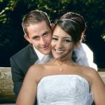 Mariés le 13-09-2014 à Villeurbane (69).