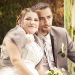 Mariés le 19-07-2014 à La Pannissière (42).