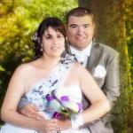 Mariés le 21-06-2014 à L'Horme (42).