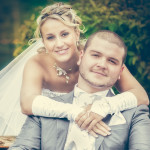 Mariés le 12-07-2014 à La Fouillouse (42).
