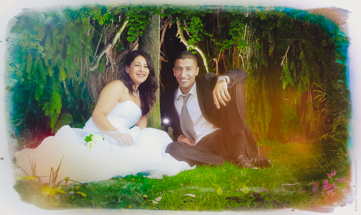 Mariage de Anis et Ikram By Niz Art (www.photographe42.com)