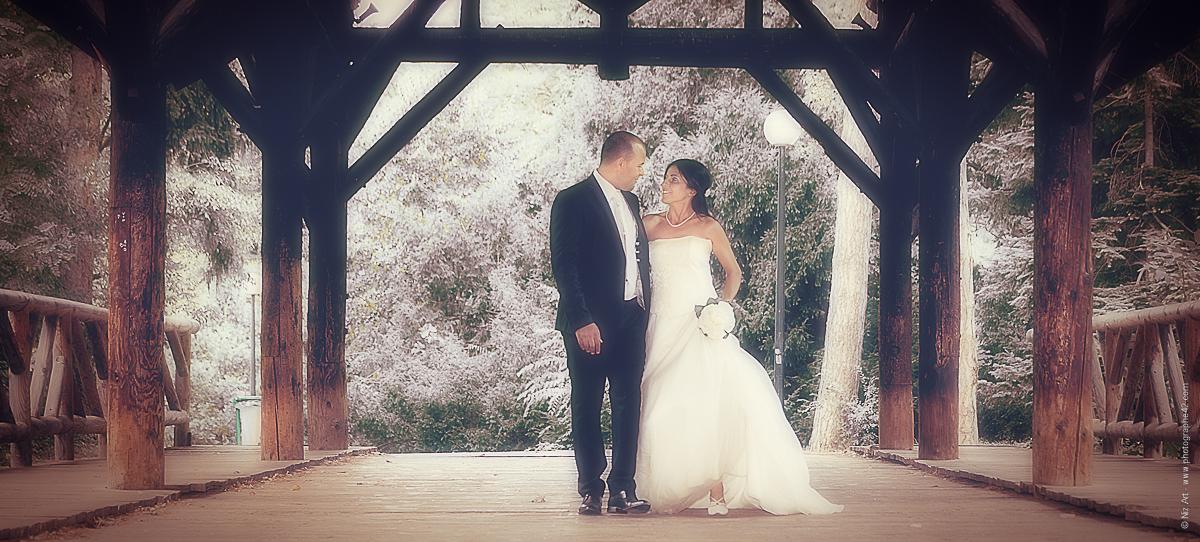 Mariage de Mounia & Ramzi By NizArt (www.photographe42.com)