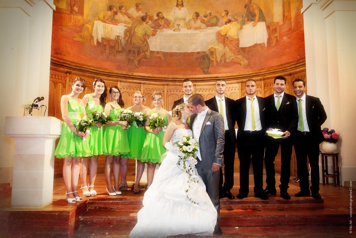 Mariage de Sandra & Nicolas - Photos : Niz Art (www.photographe4