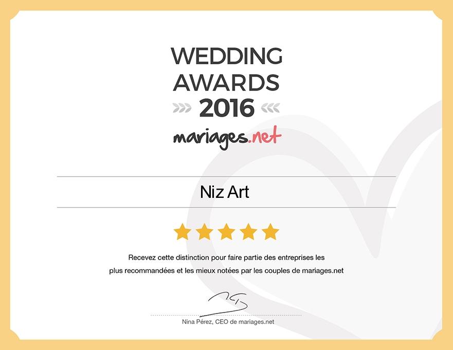 Niz Art Photographe de mariage loire 42